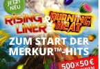 Rising Liner und Burning Heat online